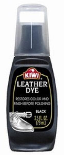 0f81b6e31c07bd KIWI Leather Dye - Black